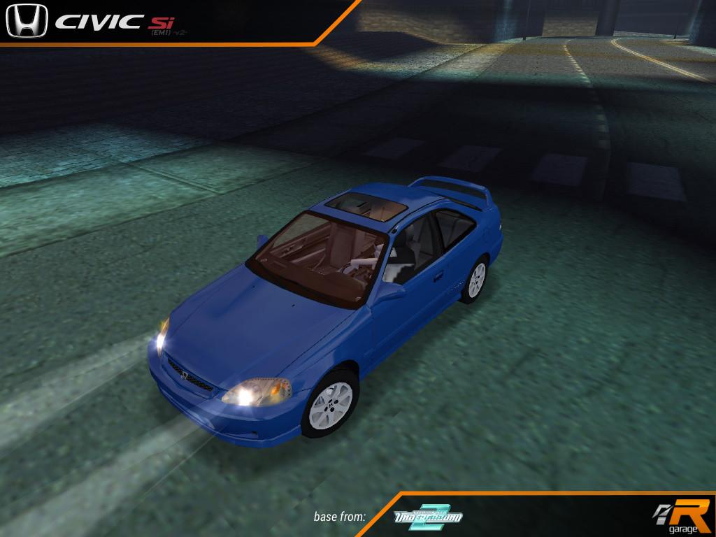 99 Honda Civic Si (EM1)