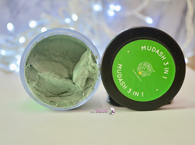 3 in 1 Mud Ash