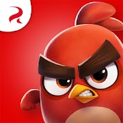 Game Angry Birds Dream Blast MOD Unlimited Coins