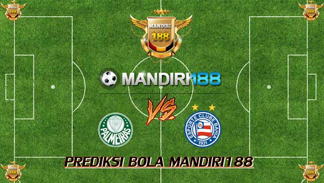 AGEN BOLA - Prediksi Palmeiras vs Bahia 13 Oktober 2017