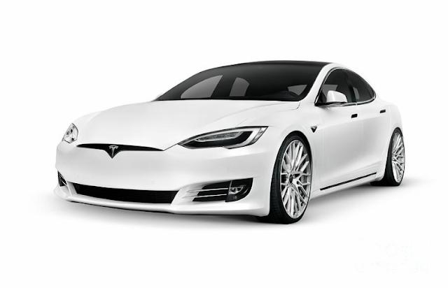 Akhirnya Terungkap Penyebab Terbakarnya Tesla Model S