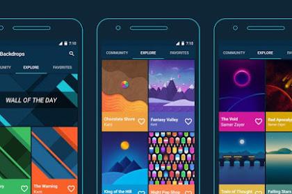 10 Aplikasi Wallpaper Keren untuk Background HP dan Whatsapp