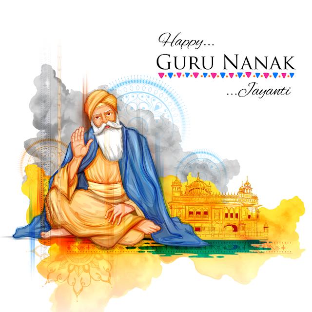 happy gurpurab guru nanak jayanti 2019