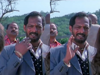 Ignoring Uday Shetty, Nana Patekar as Uday Shetty | best welcome movie meme templates & dialogue