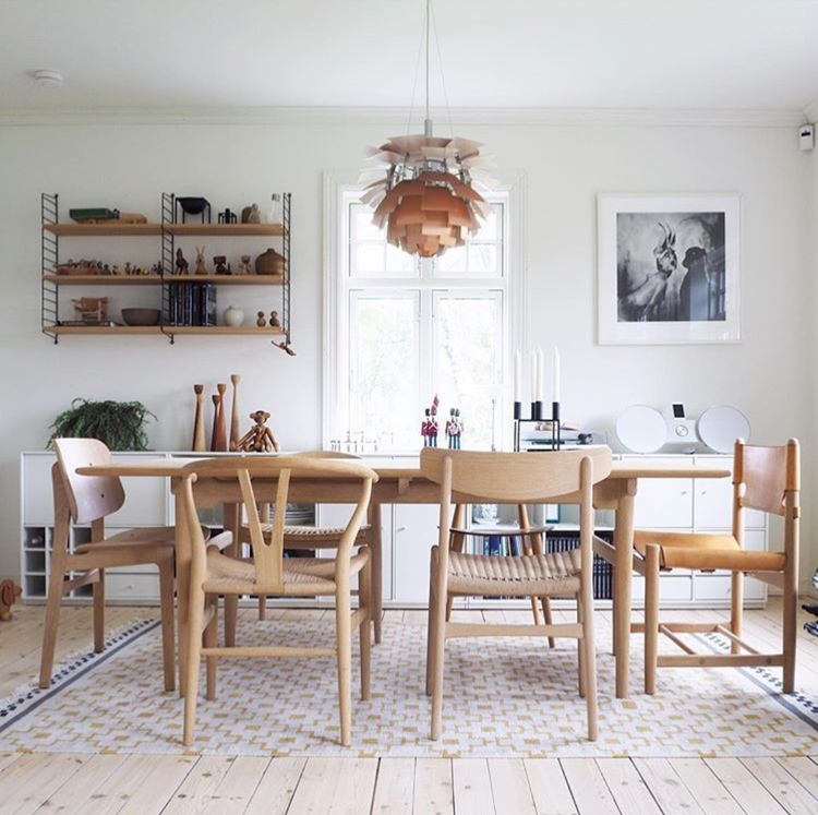 The Inspiring Norwegian Home of a Danish Design Hunter!