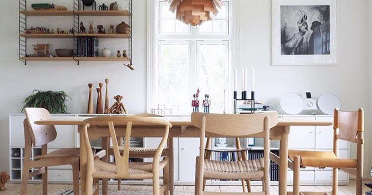 The Inspiring Norwegian Home of a Danish Design Hunter!