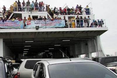 Harga Tarif Penyeberangan Merak Bakauheni 2017 Terbaru