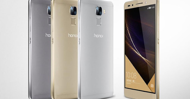The Premium version of Honor 7 hit Europe