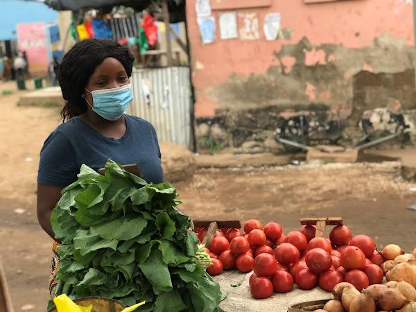 Fotografia de Chimwemwe Chitambala, finalista em 2020