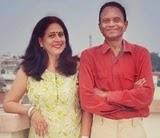 vindhya tiwari parents
