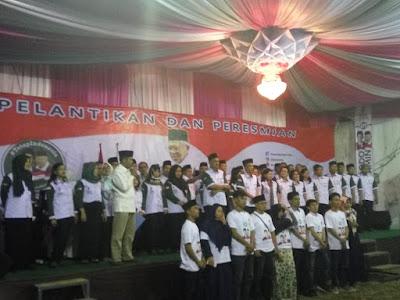 Rumah Kyai Ma'ruf Amin (KMA) Korwil Lampung Diresmikan