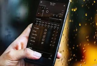 Meteo iPhone