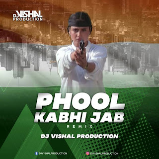 PHOOL KABHI JAB REMIX DJ VISHAL PRODUCTION