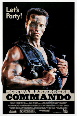 Commando 1985 DVD R1 NTSC Latino