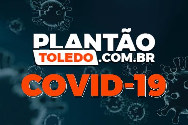 COVID-19: Toledo registra 106 casos, 184 recuperados e 3 óbitos