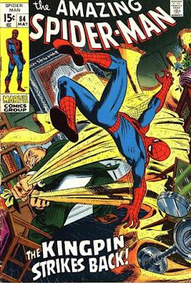 Amazing Spider-Man #84, the Kingpin