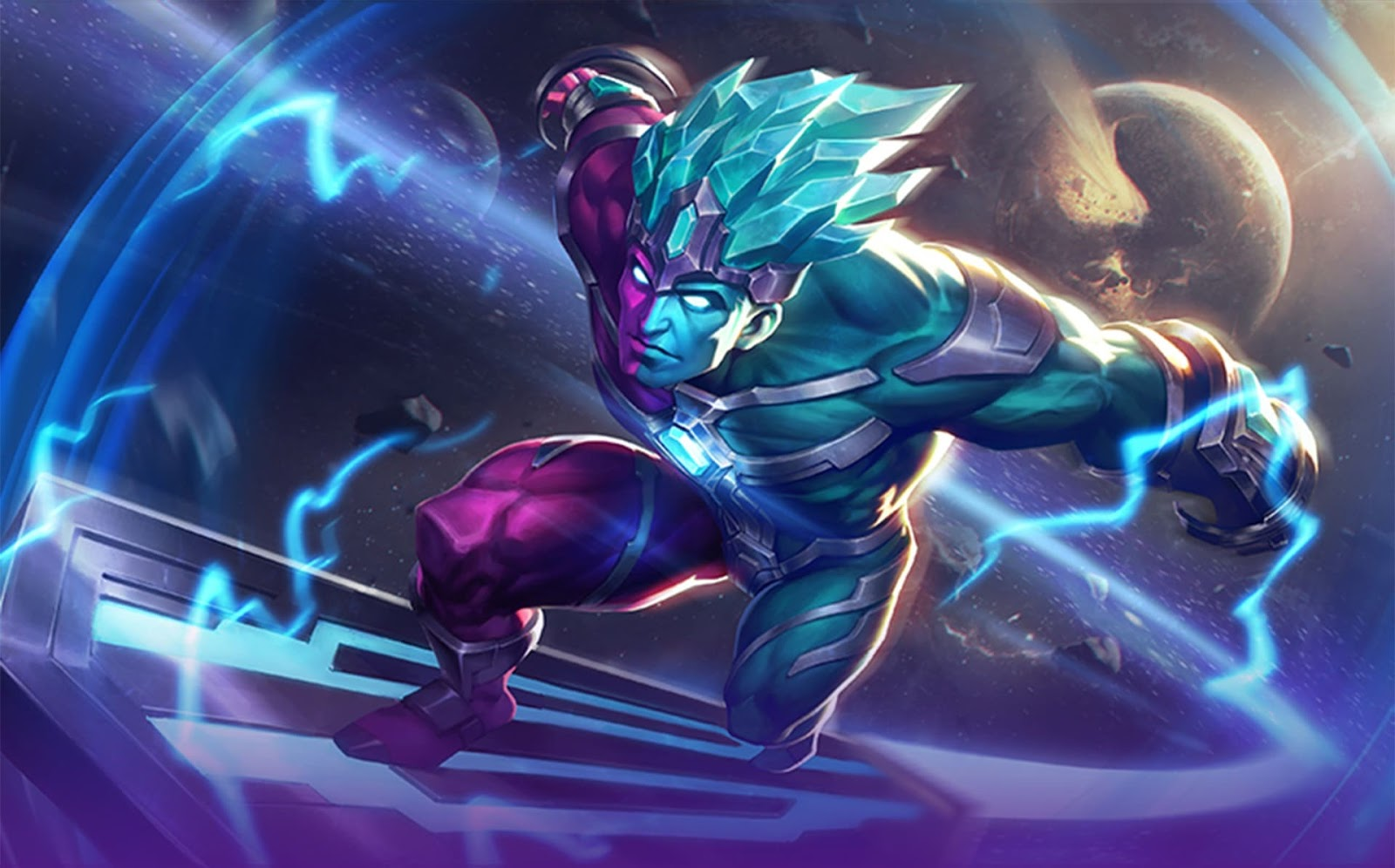 Wallpaper Gord Mystic Magician Skin Mobile Legends HD for PC
