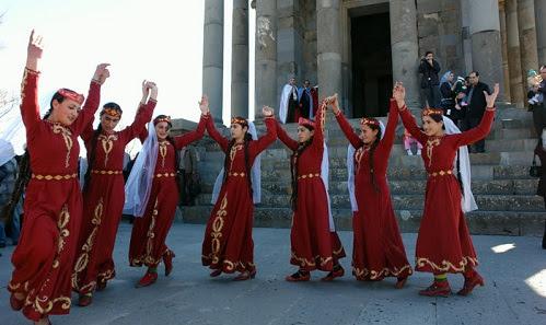 Puesto 88 en el índice Legatum para Armenia