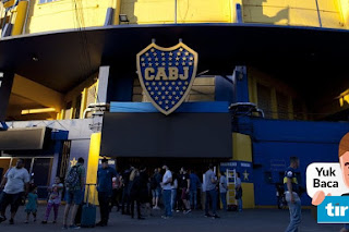 Sejarah Awal Berdiri Klub Boca Juniors - Argentina