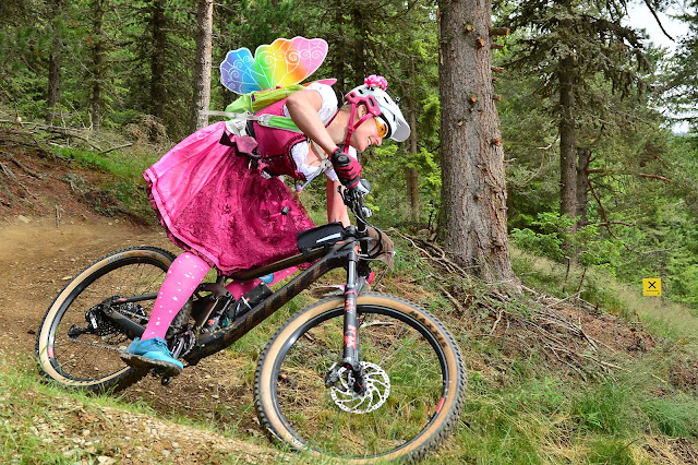 bike transalp tux - molveno