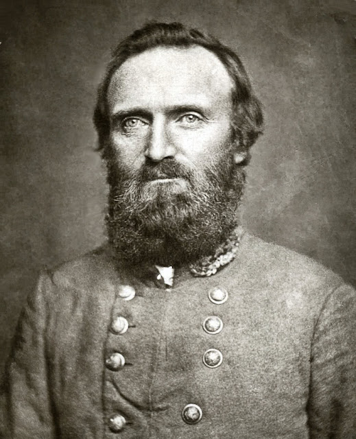 photo of Stonewall Jackson from WPClipart.com