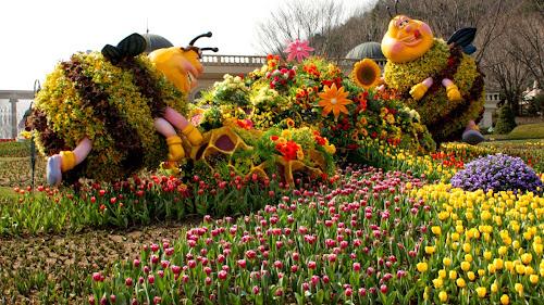 Everland Park - Korea Selatan