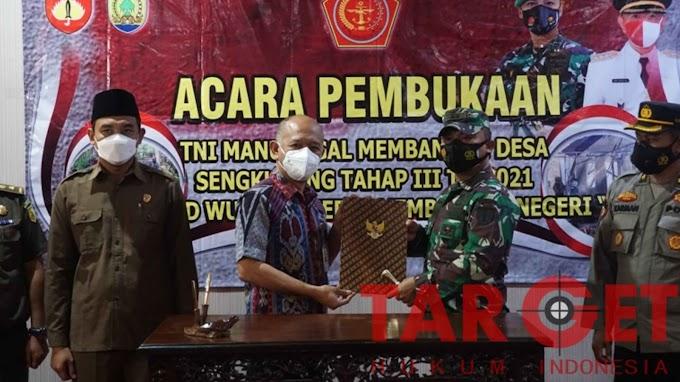 TMMD Sengkuyung Tahap III Kota Jepara Resmi Dimulai Fokus Bangun Jalan Beton