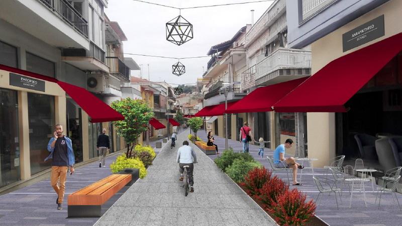 Τελική έγκριση της πρότασης του Δήμου Διδυμοτείχου για Open Mall στο εμπορικό κέντρο της πόλης