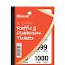 Raffle Tickets (1000)