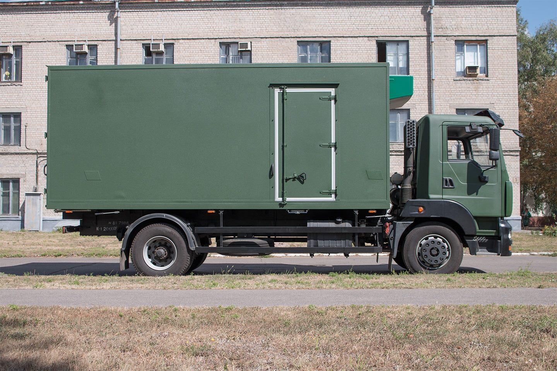 Новий рефрижератор від «АвтоКрАЗ»