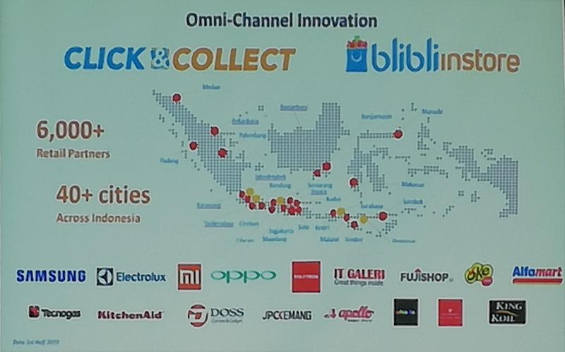 Inovasi omni-channel Blibli.com