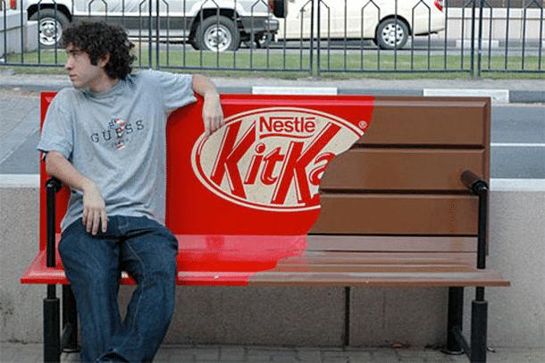 Chocolates KitKat