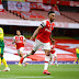 [VIDEO] CUPLIKAN GOL Arsenal 4-0 Norwich City: Meriam London Menang Telak Empat Gol