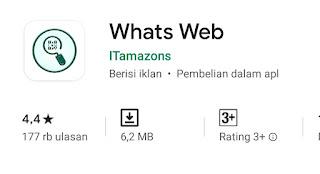 whatsapp web cara menggunakan whatsapp web