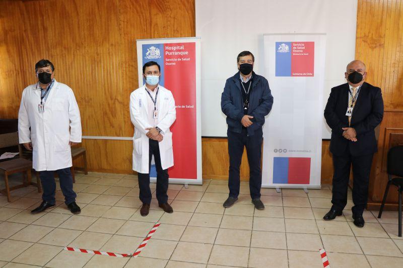 Hospital de Purranque cuenta con nuevo director