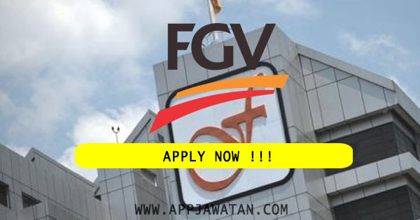 Iklan Jawatan Kosong di FGV Holdings Berhad