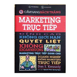 Cẩm nang bách thắng, Marketing trực tiếp đỉnh cao không giới hạn quyết liệt ,không khoan nhượng ,,, ebook PDF-EPUB-AWZ3-PRC-MOBI