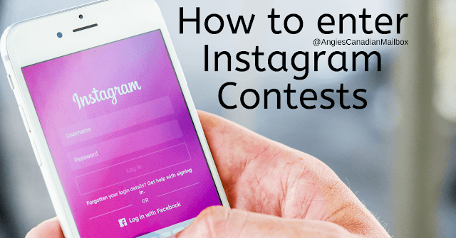 How to Enter Instagram Contests