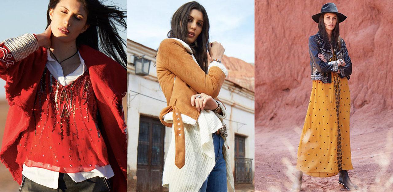 Moda otoño invierno 2019. Camperas, blusas, pantalones y vestidos otoño invierno 2019.