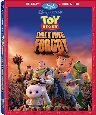 Katie's Nesting Spot: Toy Story That Time Forgot on Blu-ray, Digital HD and DMA November 3rd