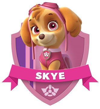 Free Printable image of Skye.