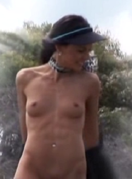 Male amateur naturists