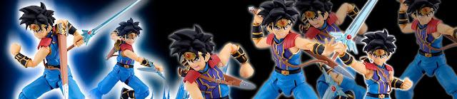 figma Dai de Dragon Quest: Dai no Daiboken
