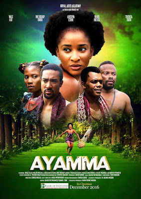 AYAMMA music in the forest.