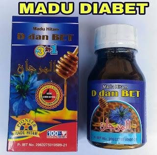 madu diabetes