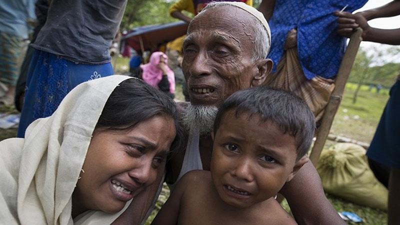 Waislamu madhulumu Warohingya wakiwa katika maisha ya ukimbizi