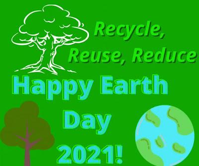 Earth Day 2021 Clip Art