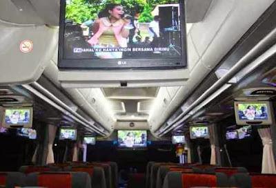 bus pariwisata favorit di bandung