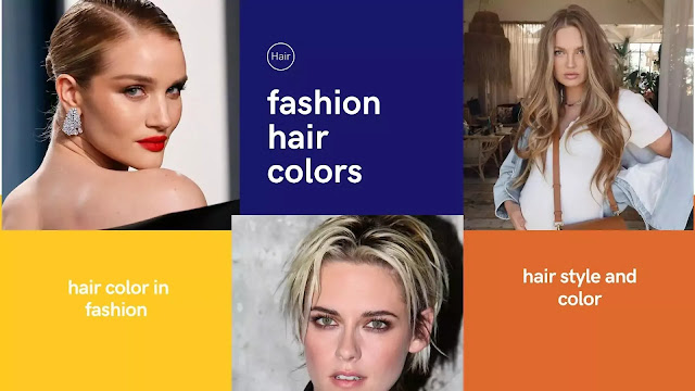 Fashion Hair Colors || Best  hair style and color