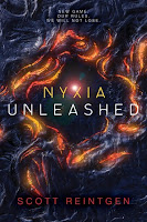 Nyxia Unleashed by Scott Reintgen book cover and review